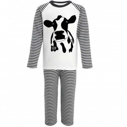 Personalised Cow Pjs