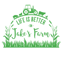 Load image into Gallery viewer, Life Is Better On The Farm T Shirt