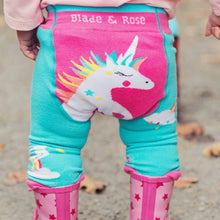 Load image into Gallery viewer, Flying Unicorn Leggings