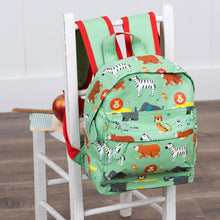 Load image into Gallery viewer, Jungle Animals Mini Backpack