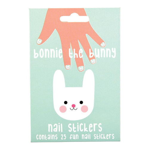 Bonnie The Bunny Nail Stickers
