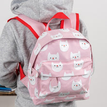 Load image into Gallery viewer, Cookie The Cat Mini Backpack