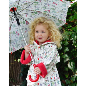 Red Ridinghood Raincoat