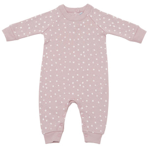 Old Rose Spot Romper
