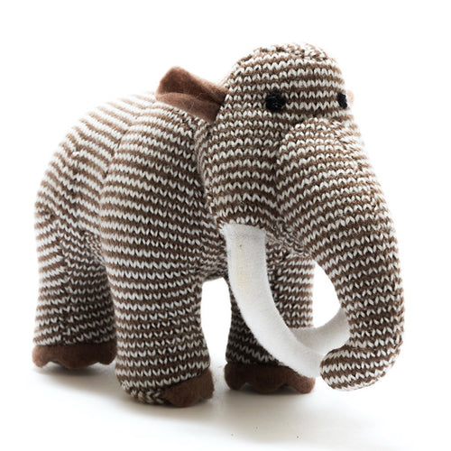 Wooly Mammoth Rattle