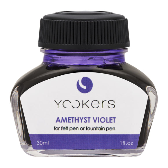 Yookers 30ml ink bottle Amethyst Violet