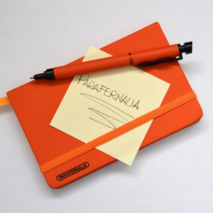 Parafernalia Set Taccuino A6 - Orange