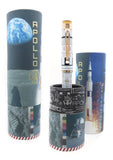 Retro 51 Tornado EXT Space Race Fountain Pen - Apollo