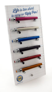 Retro 51 Display - 6 Pen Display With Cover