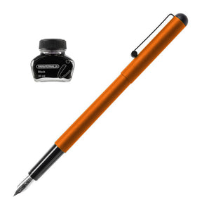 Parafernalia Divina Fountain Pen Converter & 30ml Ink Set - Orange