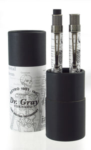 Retro 51 Tornado Rollerball and Pencil Set - Dr Gray
