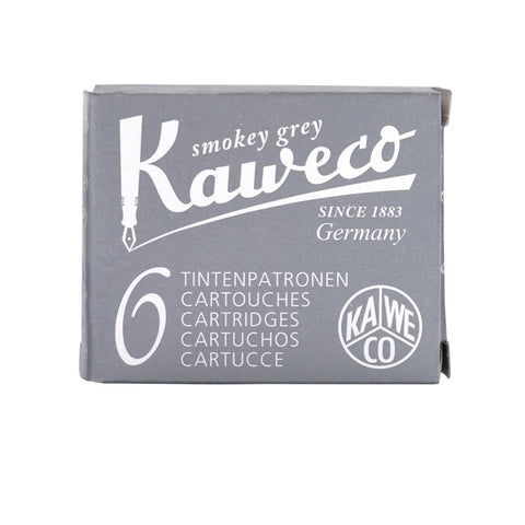 Kaweco Ink Cartridges - Smokey Grey