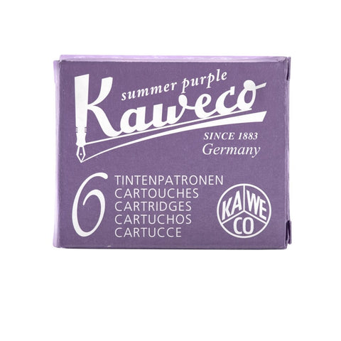 Kaweco Ink Cartridges - Summer Purple