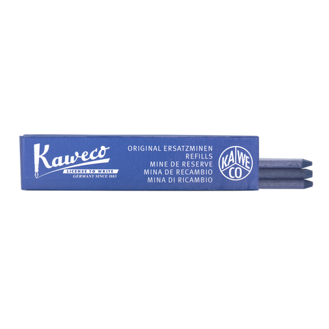 Kaweco Pencil Leads- All Purpose - Blue - 5.6 mm