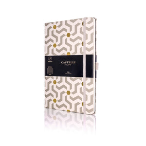 Oro Pocket Ruled Notebook - Snakes