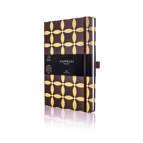 Oro Pocket Ruled Notebook - Corianders