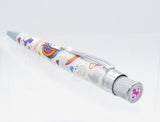 Retro 51 Tornado Popper Ballpoint and Fountain Pen Versions - Stardust