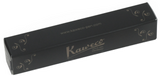 "Kaweco Classic Sport ""Guilloche"" Rollerball Pen - Black - we love pens"
