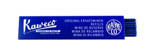 Kaweco Pencil Leads 2.0mm x 80mm - Blue (24 pack) Pencil Leads - we love pens