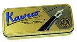 Kaweco Liliput Ballpoint Pen - Brass Wave Ballpoint Pen - we love pens