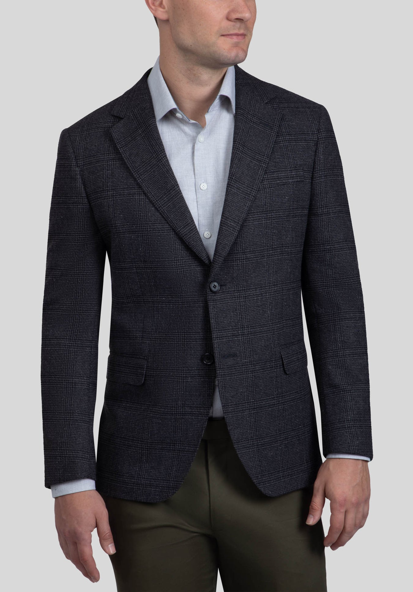 MARCEL SPORTS JACKET FAJ796 - Dark Grey