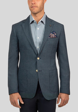 BEAUMARIS JACKET FCJ324 - Teal