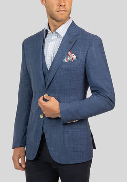 BALWYN JACKET FCJ326 - Blue