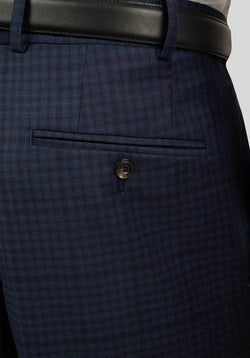 DERBY TROUSER FCJ317 - Blue
