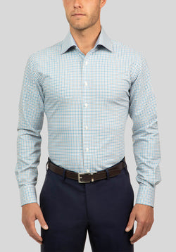 CARLTON SHIRT FCJ208 - Blue