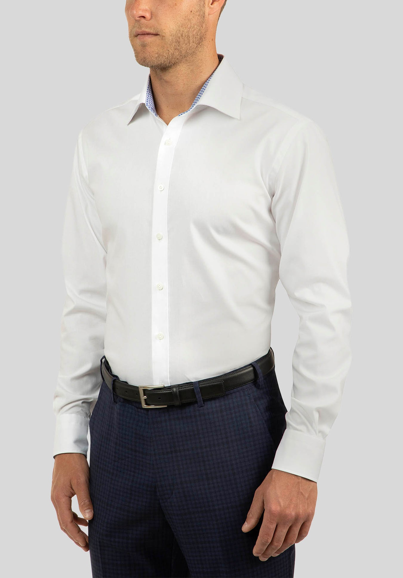 CARLTON SHIRT FCJ356 - White