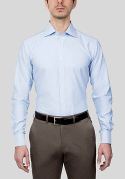 THORNBURY SHIRT FAJ710 - Blue