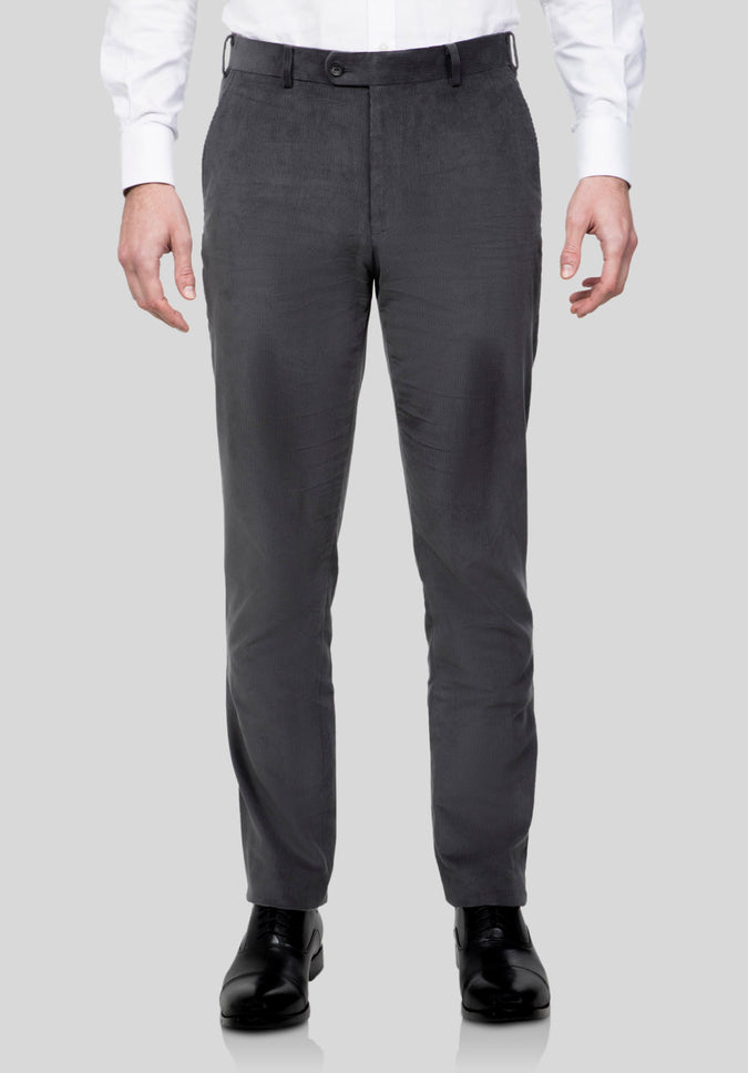 FABIAN TROUSER FYJ235 - Grey