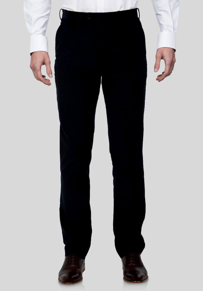 FABIAN TROUSER FYJ239 - Black