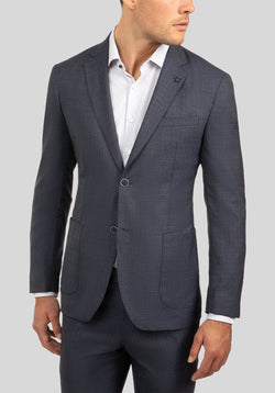 COBALT SPORTS JACKET FGJ614 - Steel