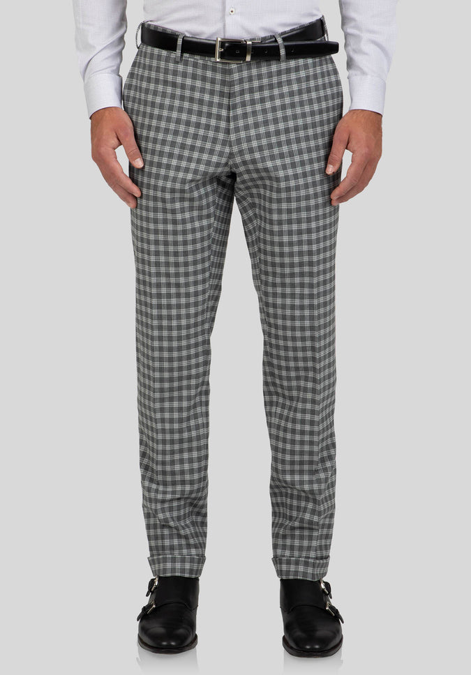 RADON TROUSER FGK645 - Grey