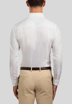 MOTION SHIRT FGJ630 - White