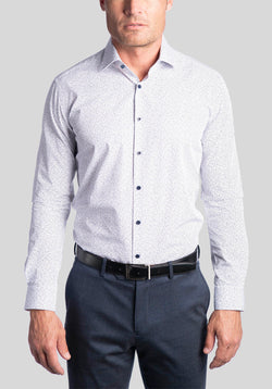 MOTION SHIRT FGK655 - White