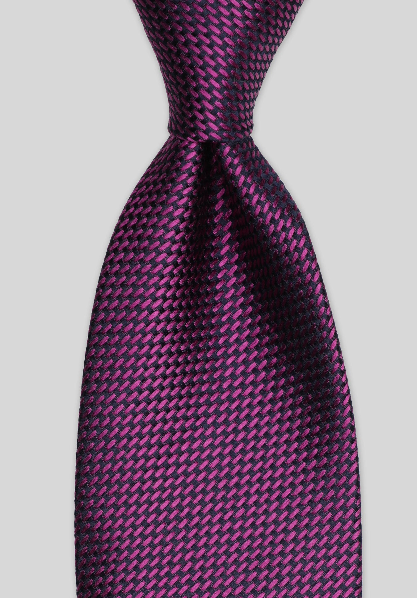 LONGSTITCH 7.5CM TIE - Pink