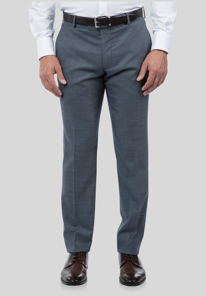 RAZOR TROUSER FJI891 - Light Blue