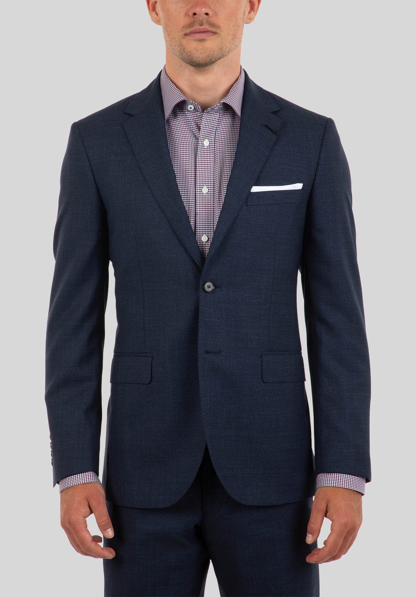 CAPTAIN PLATINUM JACKET FJK820 - Navy