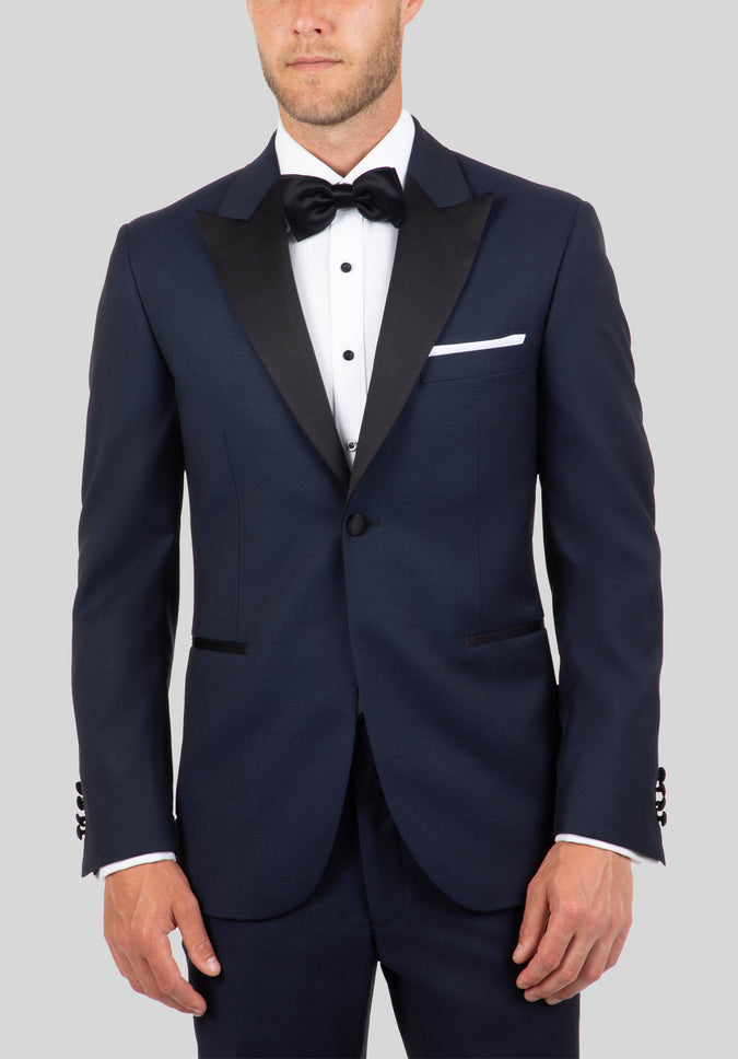 CONQUEST DINNER JACKET FJK832 - Navy