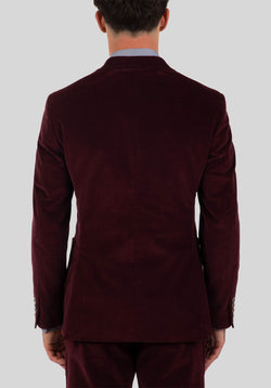 GUARD JACKET FJL847 - Wine