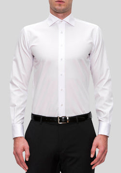 LEADER FC SHIRT FGW014 - White