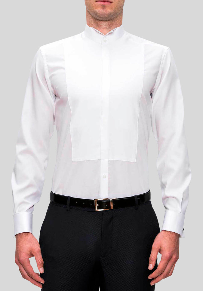CASINO SHIRT FGW014 - White