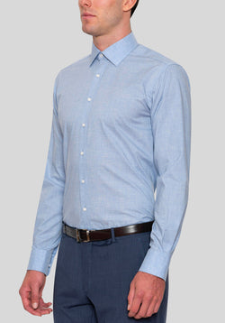 PIONEER SHIRT FJG821 - Chambray