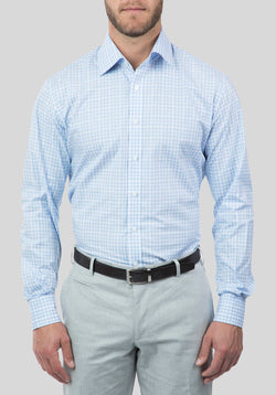 PIONEER SHIRT FJI909 - Light Blue