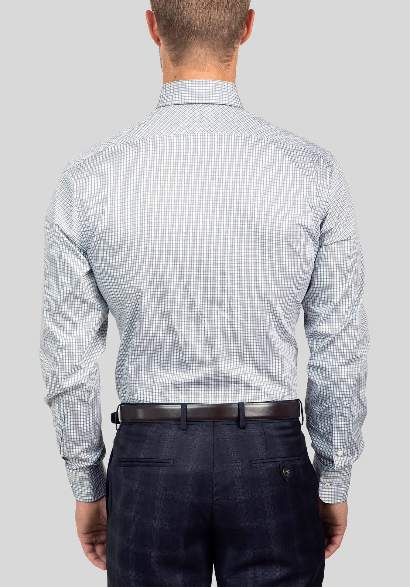 CHIEF SHIRT FJJ958 - Sage