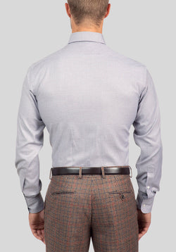 SETTLER SHIRT FJJ962 - Chocolate