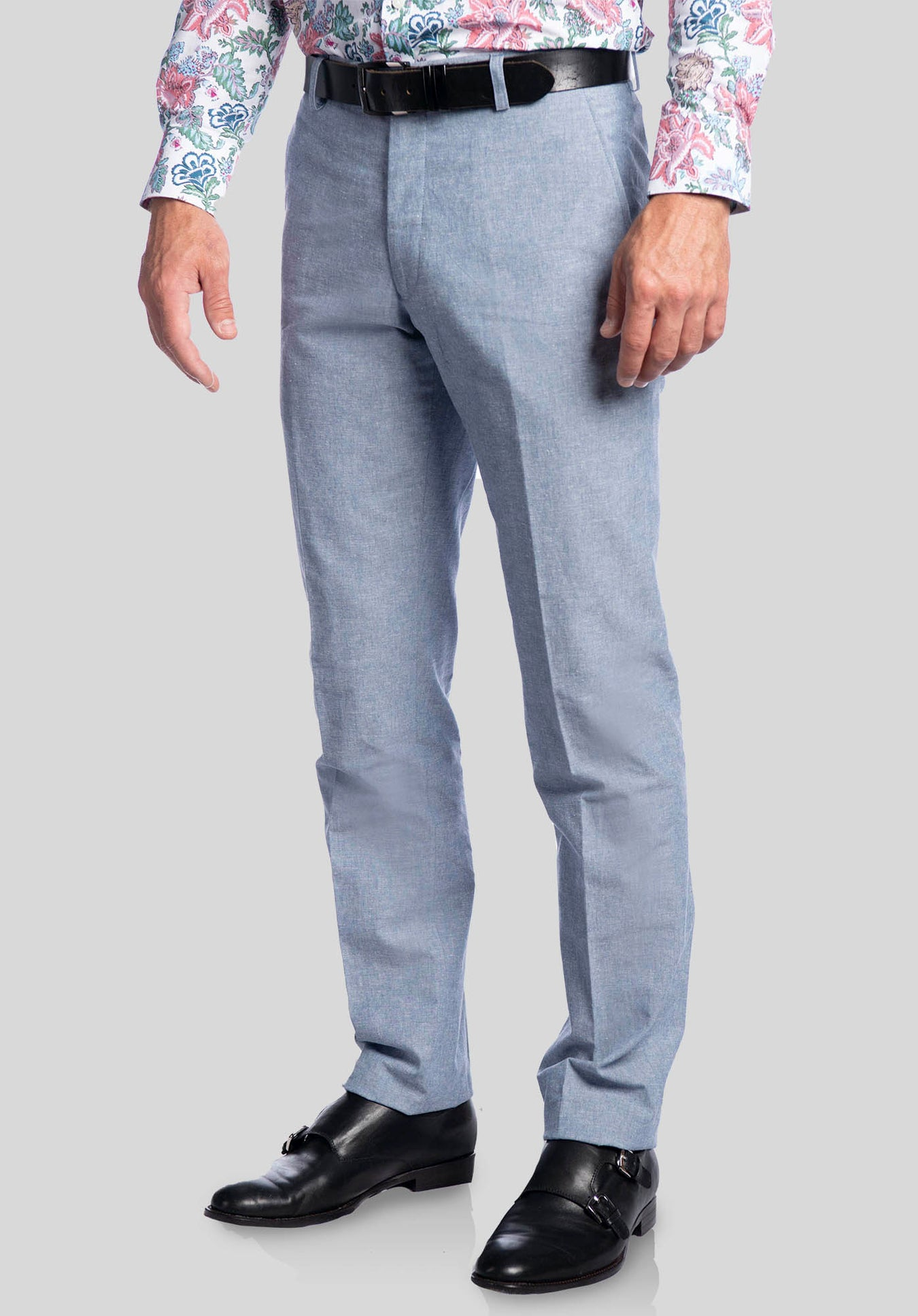 JOE TROUSER FUK565 - Blue