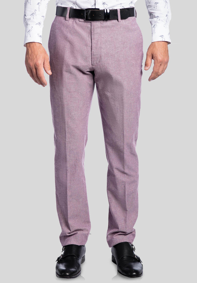 JOE TROUSER FUK565 - Lilac